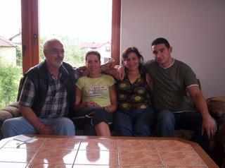 Mladen's family