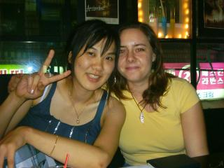 letztes Treffen in Seoul