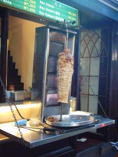 Döner Kebab in MyeongDeong