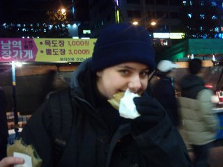 me eating So-Ho-deok