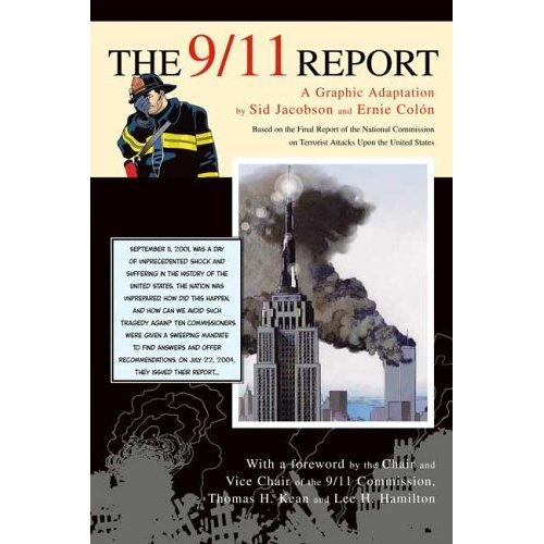 9/11 report comic book