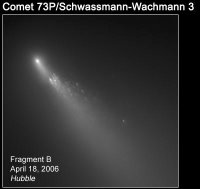 the doomsday comet
