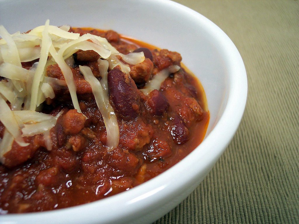 Culinary in the Desert: All-American Chili