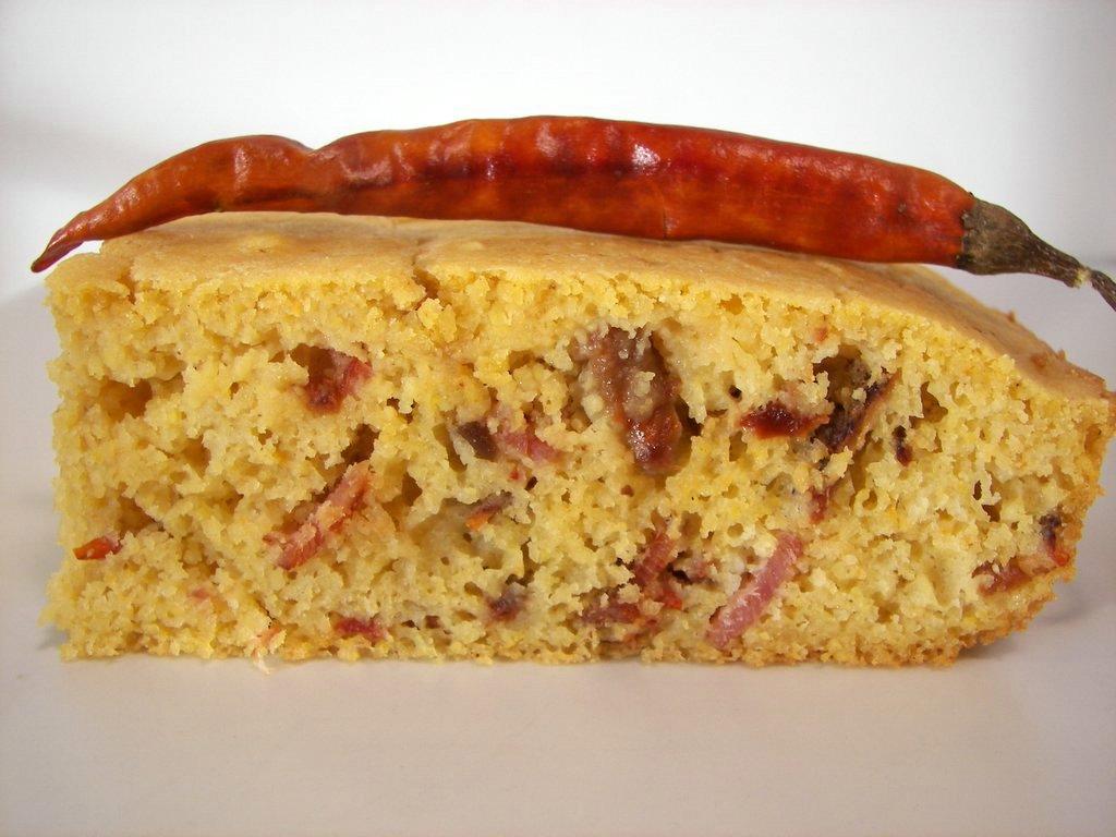 Culinary in the Desert: Chipotle-Bacon Cornbread