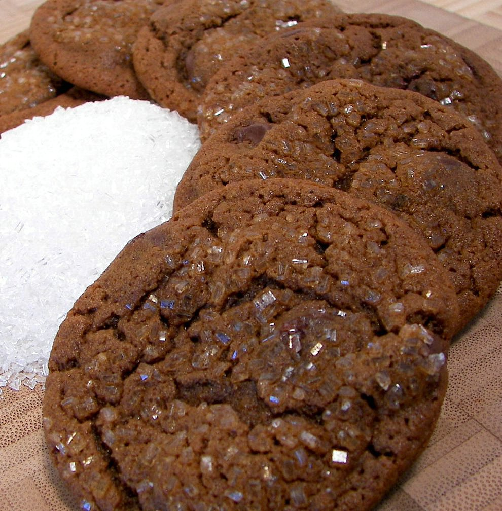 Recipe ginger cookies with fresh ginger