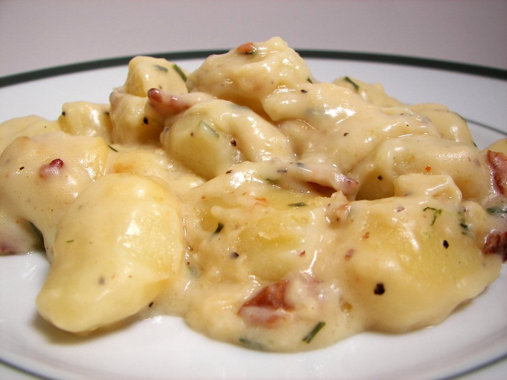 gnocchi gratin adapted from cl 16 ounces pre made gnocchi 1 tablespoon ...