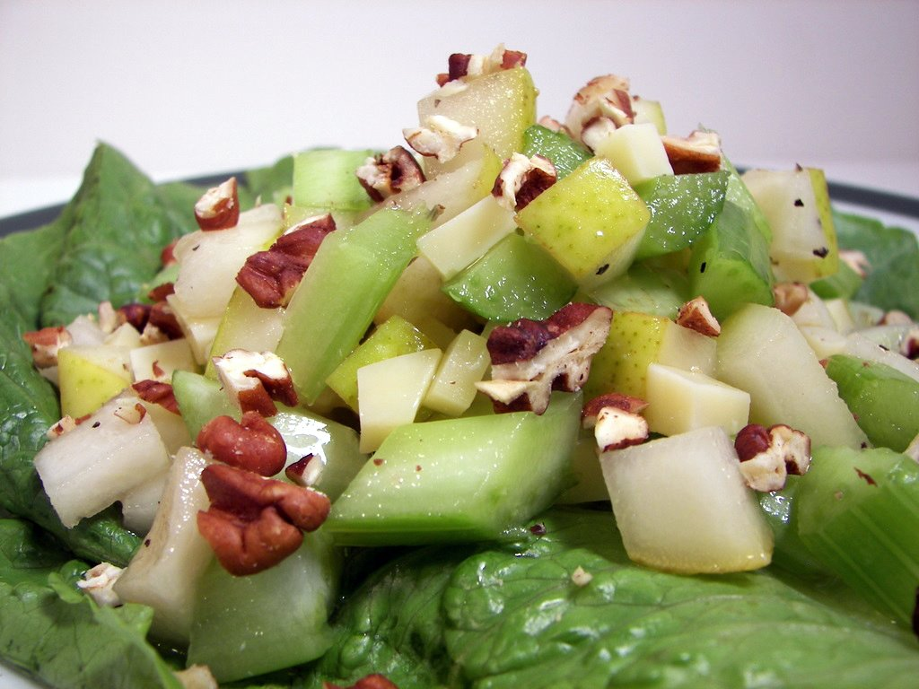 Top 3 autumn salad ideas by ilovebaking for Salas ideas