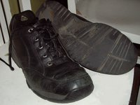 Clarks Old Shoes