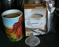 Marks and Spencer English Breakfast Tea