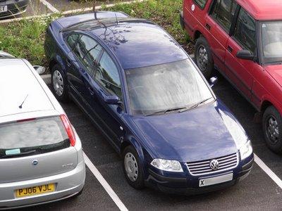 VW Passat 2001 X Reg