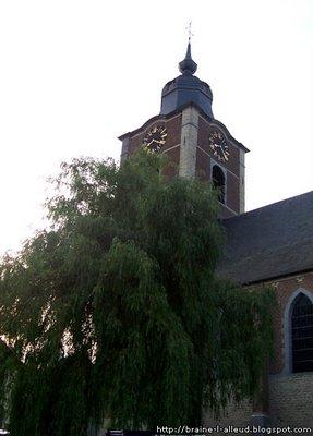 Eglise de braine l'alleud