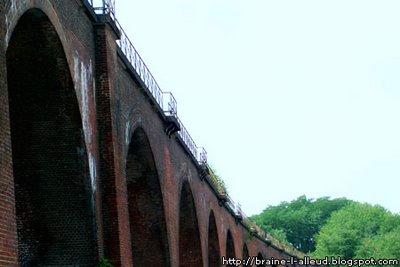 Braine l'alleud pont de l'estrée