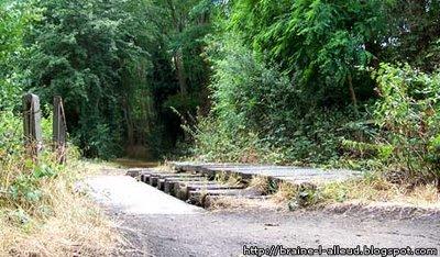 pont estree promenade braine l'alleud en vélo
