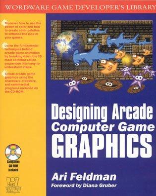Designing Arcade Computer Game Graphics