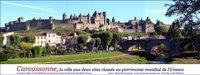 /></a>Tvůrce  hry se inspiroval jihofrancouzským městem Carcassonne, které je  proslulé svým mohutným středověkým opevněním a rytířskou tradicí. Pokud  se chcete podívat i na další obrázky, otevřete si <a href=