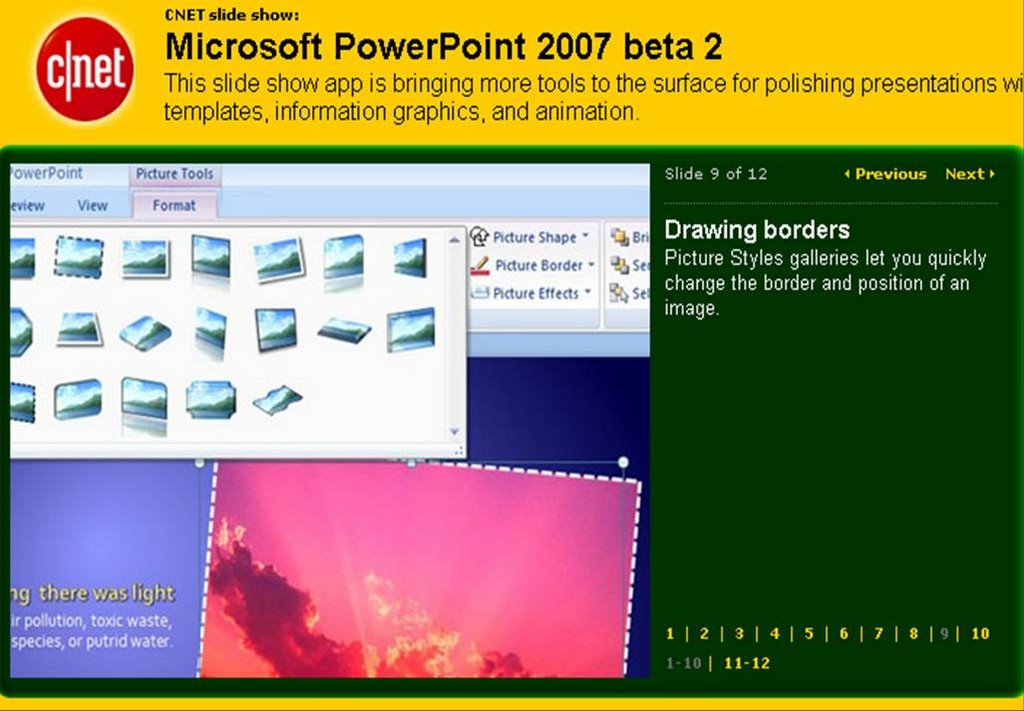 Templates For Powerpoint 2007