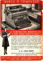S.A. Casa Pratt (Brasil) - Remington Rand - (?) - EUA