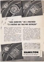 Hamilton Watch Co - Lancaster, PE - EUA