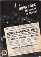 Moore & McCormack Inc - Nova York, NY - EUA