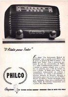 Philco Rádio e Televisão Corporation - (?)