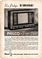 Philco Radio and Television - EUA
