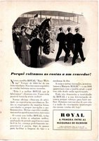 Royal Typewriter Inc - EUA