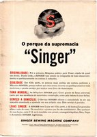Singer Sewing Machine Co - EUA