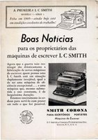 L. C. Smith & Corona Typewriters Incorporation