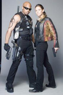 Jill Wagner Blade TV series