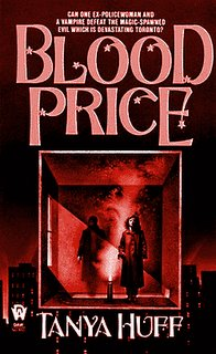 Blood Ties, Vampire novel