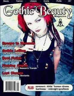 Gothic Beauty Magazine