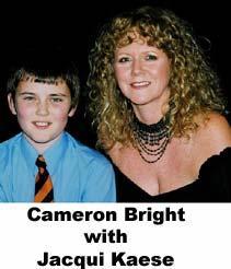 Cameron Bright jacqui kaese