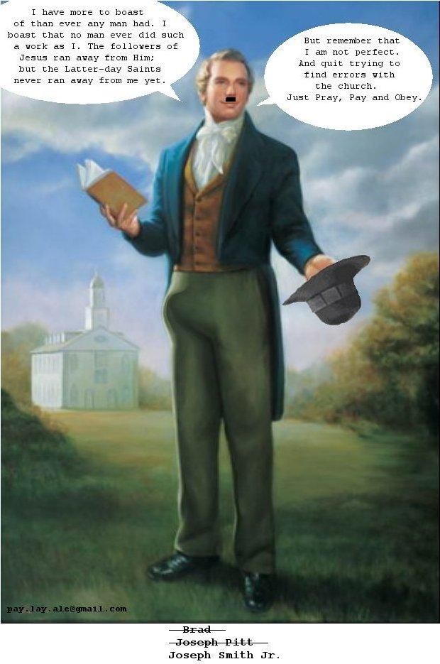 joseph smith birthday Mormon Truth!!: Here Is a 200th Birthday Tribute To Joseph Smith  joseph smith birthday