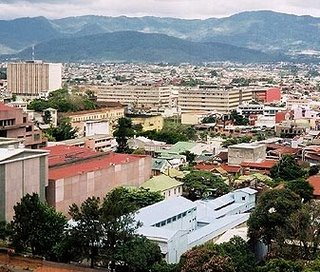 Costa Rica's capital, San Jose, could collapse before 2020, according to a new UCR report.