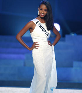 Miss Ethiopia Stock Photos and Pictures | Getty Images