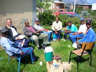 CNP Men's Bible Study Group