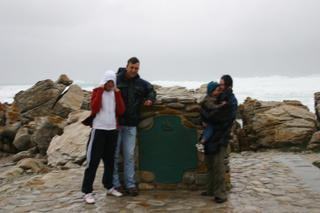 Windswept at Cape Agulhas