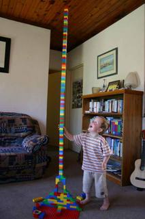 Wow! What a tower