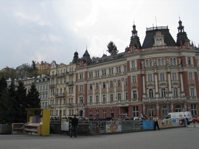Teen girls in Karlovyvary