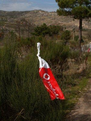 Lixo Vodafone
