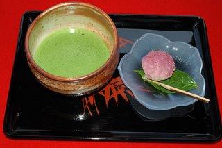 Le Matcha, utilisé pour la cérémonie Japonaise, le Cha No Yu