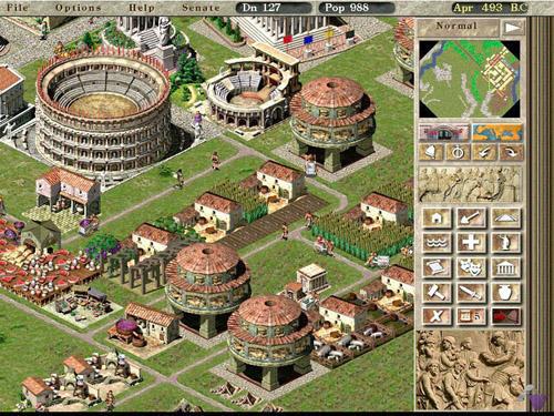 Цезарь 4 no cd-Caesar III ( Цезарь 3).скачать файлы : программы.