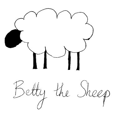 Betty the Sheep