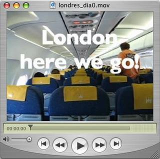 Londres dia 0