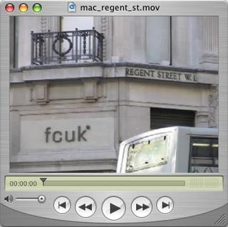 Mac Regent Street