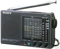 Sony Shortwave Radio