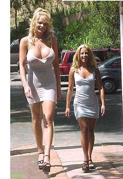 320 pound woman
