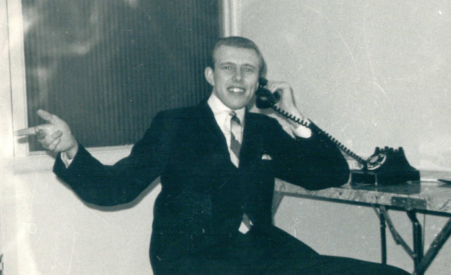 Lincoln Hills: Fifty Year Friend: Dennis Gougion