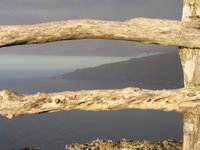 Vista desde el mirador de Bascos
