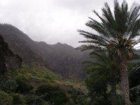 Montañas tras el Parador